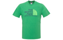 The North Face Men's S/S Rust Tee arden green